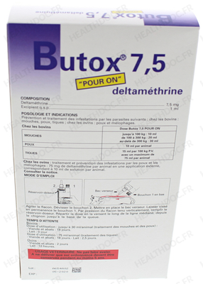 BUTOX 7,5 POUR ON